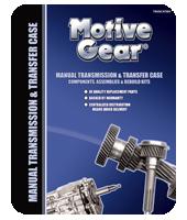 Manual Transmission & Transfer Case - Truck & SUV catalog