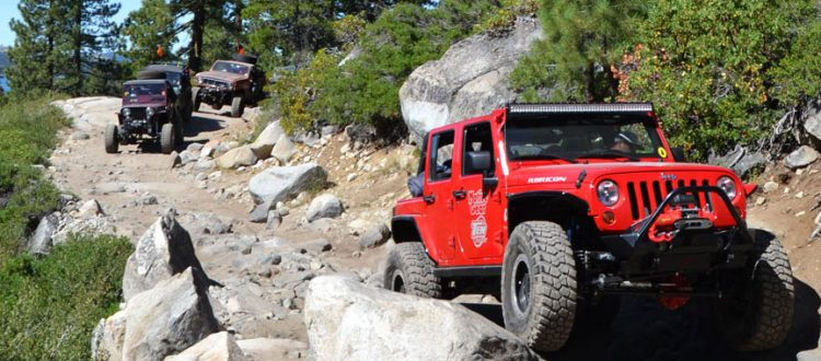 Running the Rubicon Trail, Ten Factory